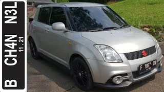 Download In Depth Tour Suzuki Swift GT3 MT [2nd Gen] (2012) - Indonesia Video