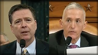 Download BRUTAL! TREY GOWDY JUST DRILLED JAMES COMEY AND GAVE HIM A LESSON HE WILL NEVER FORGET! Video