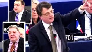 Download UKIP MEPs expose voting sham in the European Parliament Video