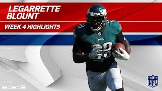 Download LeGarrette Blount Goes Full Beast Mode Against LA | Eagles vs. Chargers | Wk 4 Player Highlights Video