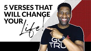 Download 5 Bible Verses That Will Change Your Life FOREVER! Video