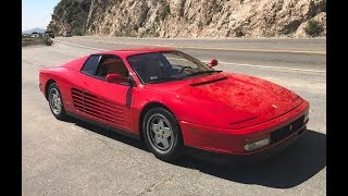 Download 1991 Ferrari Testarossa - One Take Video