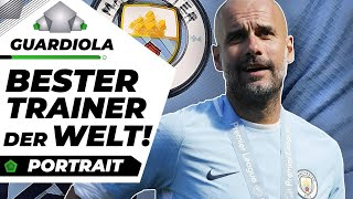 Download Pep Guardiola: Deshalb ist er der beste Trainer der Welt! | Analyse Video