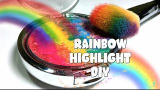 Download PINTERTEST- RAINBOW HIGHLIGHTER DIY! Video