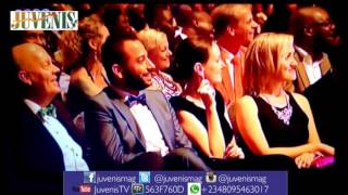 Download IK & SALVADOR AT AMVCA 2016 (Nigerian Music & Entertainment) Video
