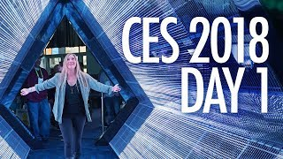 Download CES 2018: DJI, Samsung and Mercedes! Video