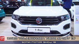 Download 2020 Volkswagen T-Roc Sport 1.5 TSI - Exterior And Interior - Sofia Motor Show 2019 Video