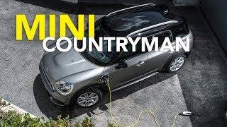 Download 2018 MINI Countryman Review | MINI Cooper SE Countryman Plug-In Hybrid Video