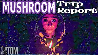 Download My Girlfriend's First Heroic PSILOCYBIN Dose | Shrooms Trip Report (+Live Footage) Video
