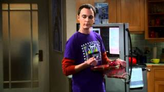 Download The Big Bang Theory - Sheldon and Penny Exchange Presents Video