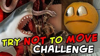 Download Annoying Orange - Try Not to Move Challenge Video