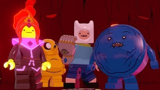 Download LEGO Dimensions - Adventure Time Adventure World 100% Guide - All Collectibles Video