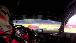 Download Onboard Camera - Spa race 1 - Ferrari 458 GT3 Marco Frezza Video