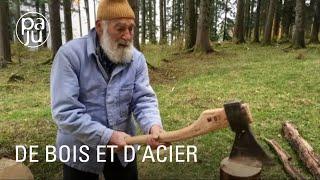 Download Une rencontre de bûcherons et forgerons passionnés: ″De bois et d'acier″ Video