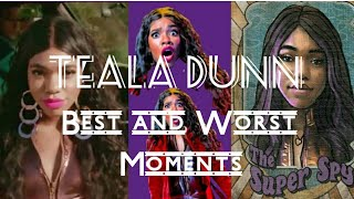 Download Teala Dunn | Escape the Night | Best and Worst Moments Video