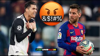 Download Cristiano Ronaldo Vs Leo Messi ● Top 5 Fights\Angry Moments Ever ● 1080i HD #CristianoRonaldo #Messi Video