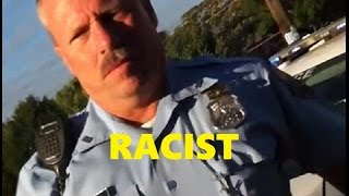 Download Racist Police Officer Got What He Deserved. (Disturbing Video) Video