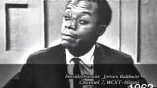 Download JAMES BALDWIN: Interview (Florida Forum, Miami)~~1963 Video