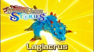 Download Monster Hunter Stories - Getting Lagiacrus and Ivory Lagiacrus Video