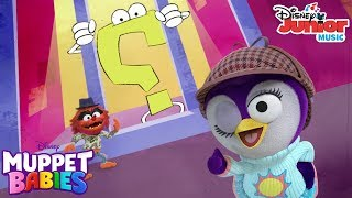 Download I'm On the Case Music Video | Muppet Babies | Disney Junior Video