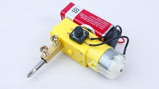 Download 5 Awesome Life Hacks with DC Motor Video