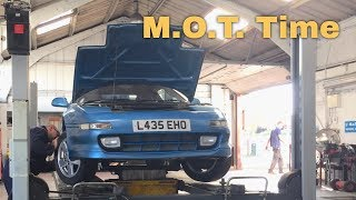 Download 1993 Toyota MR2 Project - Ep 15 - M.O.T. Time Video