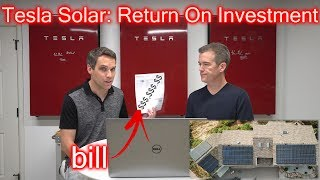 Download What Our Tesla Solar System Cost... Will We Break Even? Video