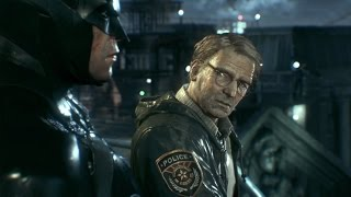 "Download The Official Batman: Arkham Knight Gameplay Video – ""Officer Down"" Video"