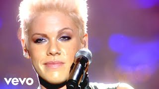Download P!nk - Who Knew (from Live from Wembley Arena, London, England) Video