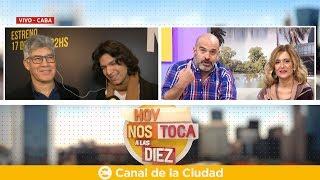Download La Serie de Carlos Monzón ya tiene fecha de estreno - Hoy nos toca a las Diez Video