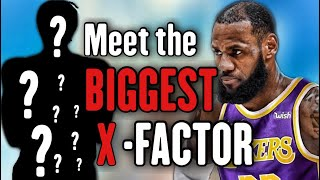 Download Meet the BIGGEST X-Factor On The Los Angeles Lakers... Video