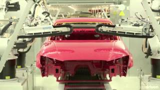 Download Audi A3 Sedan Production Line Video