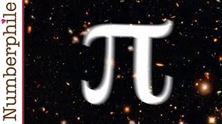 Download Pi and the size of the Universe - Numberphile Video