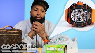 Download 10 Things Odell Beckham Jr. Can't Live Without | GQ Sports Video