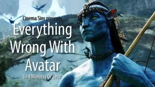 Download Everything Wrong With Avatar In 4 Minutes Or Less Video