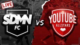 Download SIDEMEN FC VS YOUTUBE ALLSTARS LIVESTREAM Video