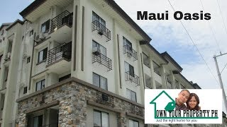Download READY FOR OCCUPANCY 5% LIPAT AGAD MAUI OASIS STA MESA CONDO #ownyourpropertyph Video