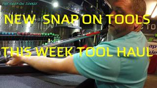 Download NEW SNAP ON TOOLS THIS WEEK HAUL🛠🔩🔥🔥🔥🔥💪🏿💪🏿💪🏿💪🏿 Video