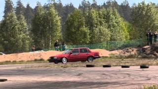 Download volvo 740 big turbo drifting Video