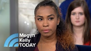 Download Jaila Gladden, A College Student, Who Escaped Kidnapper Recounts Her Ordeal | Megyn Kelly TODAY Video