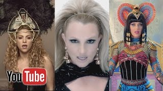 Download Top 100 Most Viewed Music Videos Of All Time (YouTube) Video