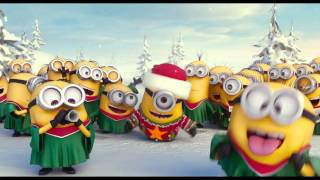 Download Minions Merry Xmas & Happy New Year Video