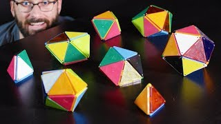 Download How to Make Every Strictly-Convex Deltahedron Video