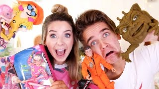 Download Reacting To Our 90's Childhood Toys | Zoella Video