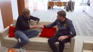 Download Behind the Scenes with Steven Gerrard | This is Melwood Video