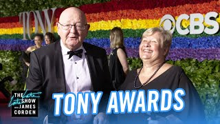 Download James Corden's Parents Conquer the 2019 Tony Awards Video