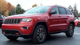 Download MVS - 2017 Jeep Grand Cherokee Trailhawk Video