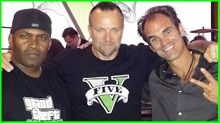 Download GTA V Actors of Trevor Franklin Michael interviews and Funny moments PART 2 Video