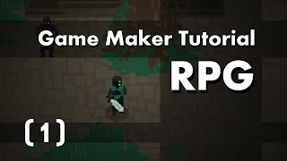 Download [Game Maker Tutorial] Build an RPG [1] in 10mins Video