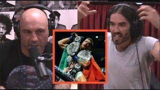 Download Joe Rogan & Russell Brand Discuss Conor McGregor's Greatness Video